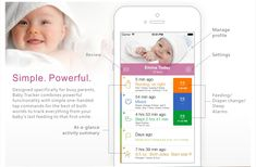 Baby Tracker - Home