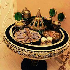 Sajian memukiakan tamu tradisi masyarakat Oman