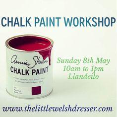 Visit http://ift.tt/1Sbn6wj for full info! #chalkpaintis25 #llandeilo