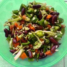 kidney bean salad recipe