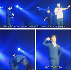 This needed to happen at the Brits Harry!