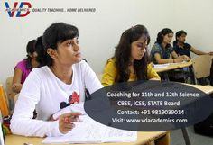 Enroll for ISC or CBSE Tutions for class 11th and 12th science combo course with best praticle knowledge and notes. VD Academics offer best coaching class in Navi Mumbai for all boards include CBSE, ISC, ICSE, SSC and HSC Board. We have best science coaching class with subjects of physics, chemustry, maths biology. Contat us on 9819039014 and get more details by visiting our website