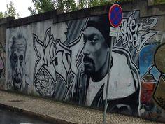Graffiti Lisbon. Photo by Vika.
