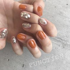 Nails short simple design 45 ideas for 2019 One Color Nails, Love Nails, Fun Nails, Toe Nail Designs, Fall Nail Designs, Nails Design, Glitter Manicure, Nail Manicure, Sinful Colors Nail Polish