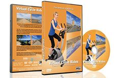 Virtual Cycle Rides - Coastal Landscape - For Indoor Cycling, Treadmill and Running Workouts >>> Continue to the product at the image link.