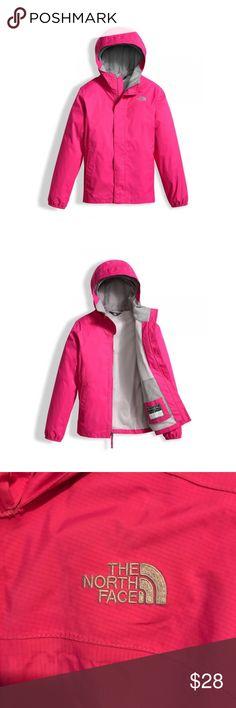 5448e8a91 The North Face - Girl's Revolve Reflective Jacket Item: The North Face Girl's  Resolve Reflective