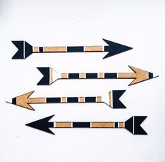 Black+and+white+arrows+by+thetickledpinkfox+on+Etsy Arrows, My Works, Black And White, Etsy, Black White, Black N White, Arrow