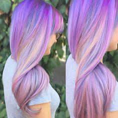 Follow @isa.professional for hair & makeup inspiration✨ Gorgeous purple pastel hair💜 📷 @liz.colors ⠀ #hairsquad #redhair #purplehair #bluehair #pinkhair #yellowhair #greenhair #grayhair #rainbowhair #mermaidians #mermaidhair #hairpainting #haircolor #hairdye #colorfulhair #unicornhair #dyedgirls #orangehair #pastelhair #silverhair #whitehair #dyedhair #bluehairdontcare #purplehairdontcare #colormelt #pravana #modernsalon #instahair #hairstyles #violethair