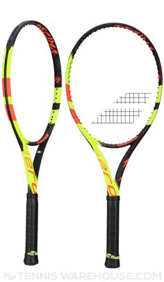 Babolat Pure Aero La Decima French Open Racquets- Now Available for presale! #tennis #Babolat #PureAero #LaDecima