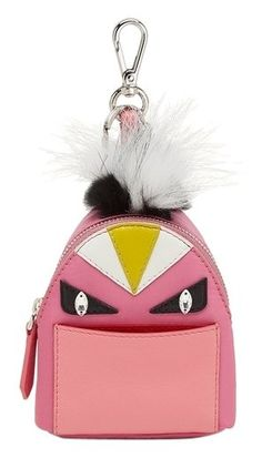 36c27d71d929 Micro Backpack Bag Bug Monster Key Chain Bag Charm. Free shipping and  guaranteed authenticity on. Tradesy