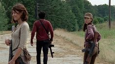 Walking Dead, The - Season 5 - Internet Movie Firearms Database - Guns in Movies, TV and Video Games Walking Dead 4, Internet Movies, Zombie Zombie, Video Games, Guns, Seasons, Couple Photos, Tv, Firearms