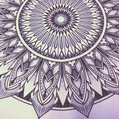 Solstice Mandala Project Day007 by OrgeSTC on DeviantArt