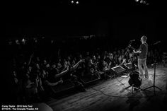 Corey Taylor Solo Acoustic Show: The Granada Theater I July 15, 2015