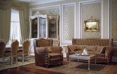 [인테리어스타일] 클래식 인테리어 스타일 : Classic interior style (해외편)