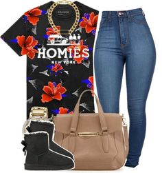 Polyvore trill outfit