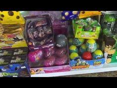 Papai comprando e aprendendo a diferença entre o Kinder Ovo e Ovo Surpre...
