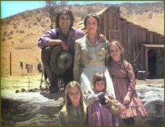 Little House on the Prairie - one of my favorite shows! Still like watching it if I come across episodes.