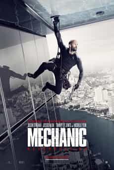 Suikast – Mekanik 2 – Mechanic 2: Resurrection 2016 Türkçe Dublaj izle