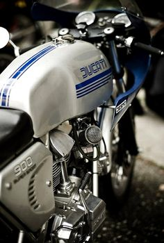 Ducati SS Cafe Racer | SuperSport | Bikini Fairing