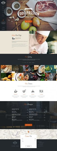 Gourmet – Food & Restaurant