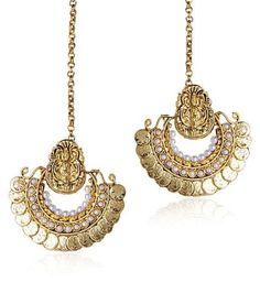f1c34dc529e 12 Best Attractive Bollywood Inspired Wedding Wear Jhumki Jhumkas ...