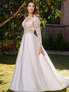 untitled image Gown Pictures, Bridal Gowns, Wedding Dresses, Couture Bridal, Image, Style, Fashion, Moda, Bridal Dresses