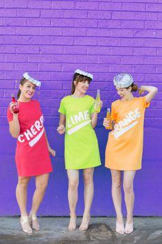 DIY Soda Bottle Costumes | Studio DIY