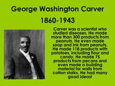 George Washington Carver Quotes - - Yahoo Image Search ...