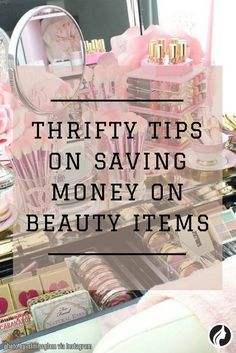 Every female loves her makeup and beauty items. We have put together a list of the best ways to cut costs on your beauty products and the most helpful tips on saving money. Best Makeup Products, Beauty Products, Makeup Inspiration, Makeup Ideas, Aesthetic Makeup, Money Saving Tips, Dark Skin, Helpful Hints, Hair Beauty