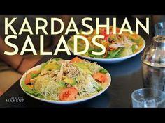 Kardashians Diet: Salad on Keeping Up With the Kardashians