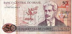 50 CRUZADOS 1986 BRAZILIAN.... I love baknotes... And i want to collect them...