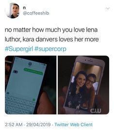 Instagram post by Katie Mcgrath😭❤️ • May 5, 2019 at 7:34am UTC Kara Danvers Supergirl, Supergirl Comic, Supergirl And Flash, Supergirl Season, You Are My Hero, Lena Luthor, Katie Mcgrath, Dc Memes, The Cw