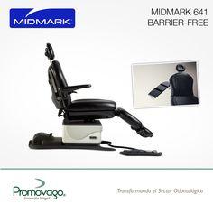 Unidad Dental Mod.Midmark 641 Barrier- Free Marca; Midmark