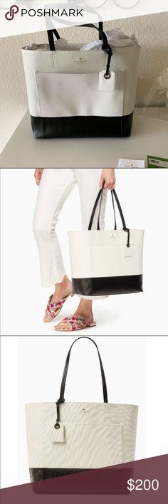 695e58c514 Kate Spade Harding Street Riley Tote Bag 💕Host Pock💕New Kate Spade  Harding Street
