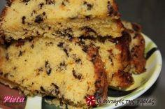 Κέικ με πορτοκάλι και τρούφα Greek Sweets, Greek Desserts, Greek Recipes, Sweets Recipes, Cooking Recipes, Greek Cooking, Pie Cake, Keto Cheesecake, Cake Cookies