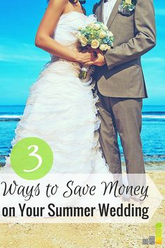 How To Save Money On Your Summer Wedding