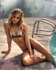 "alexisrenfashionstyle: ""Alexis Ren photographed by Justin Macala """