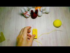 襪子娃娃小兔頭DIY教學 - YouTube