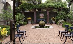 1000 images about gravel ideas on pinterest courtyards