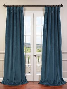 Curtains And Drapes - Its All We Do! Most people assume that high-end luxury in curtains must come at a high price. Not so! Half Price Drapes has been committed to offering our clients the highest quality custom discount curtains and window treatments at the