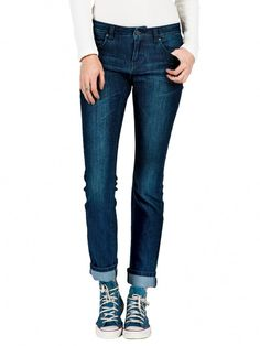 1991 Slim Straight Fit jeans for women by Volcom.