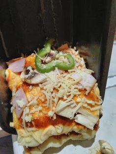 Πίτσα διαφορετική !!! Υπέροχη !! ~ ΜΑΓΕΙΡΙΚΗ ΚΑΙ ΣΥΝΤΑΓΕΣ Cookbook Recipes, Cooking Recipes, Hawaiian Pizza, Vegetable Pizza, Lasagna, Tacos, Mexican, Vegetables, Breakfast