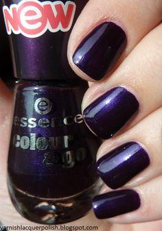 Essence - prom-berry