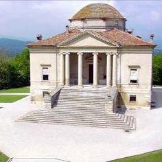 Lonigo, Villa Pisani Renaissance Architecture, Baroque Architecture, Classical Architecture, Architecture Details, Michelangelo, Italian Houses, Padua Italy, Villas In Italy, Andrea Palladio