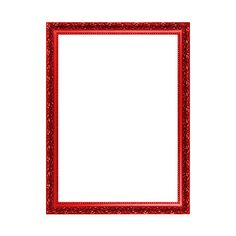 Red frame ❤ liked on Polyvore featuring frames, backgrounds, borders, fillers, marcos, picture frames and outline
