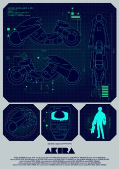 cyberpunknoise:  Cyberpunk Movie Posters (Fan-Made) by Dan...