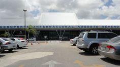 """""""Aeroporto Internacional Augusto Severo"""". # Natal, Rio Grande do Norte. Brasil."""