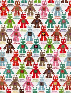Prints + Patterns. #Print #Pattern #Robots