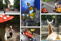 Als je toch een uitstapje maakt vanaf Luxemburg stad ga dan voor Parc Merveilleux. Sprookjes, Dierentuin en speeltuin op maar 20 min rijden.