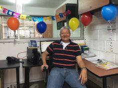 @Escolmeeduco ¡Feliz Cumpleaños para nuestro Director de Investigaciones Carlos Mario Ortega!
